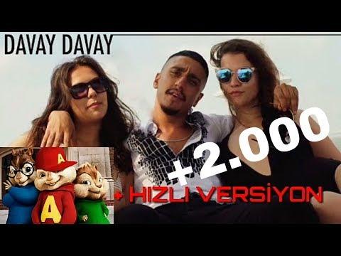Heijan feat Muti - Davay Davay (2017) alvin sincaplar+hızlı versiyon