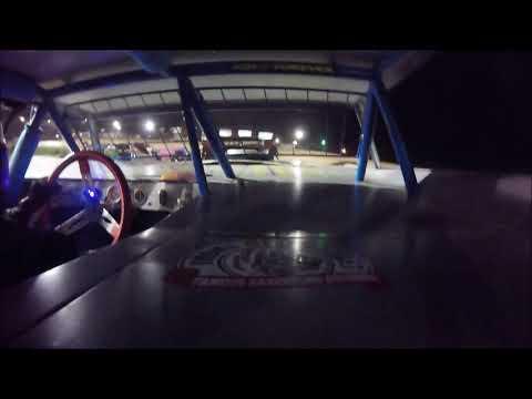 Brett McDonald Feature Lernerville Speedway 8/9/19 In-Car