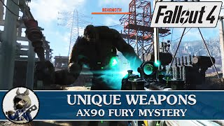 FALLOUT 4 AX90 Fury MYSTERY - I Need Your Help!