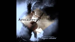 Apocalyptica - lullaby - wagner reloaded