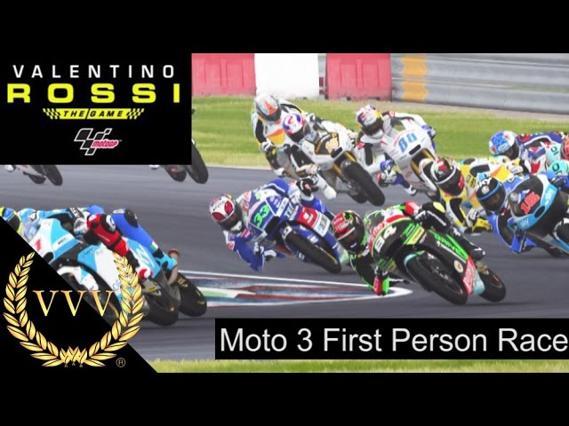 Valentino Rossi The Game First Person Action