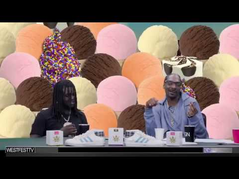 Attn Producers: Chief Keef & Snoop Dogg Talk About Ice Cream! New Young Chop & Chief Keef - drumkits