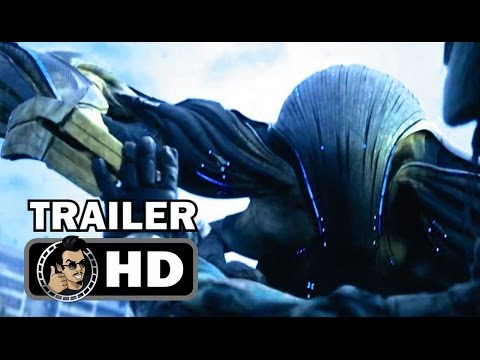 ATTRACTION - Official Trailer #3 (2017) Russia Sci-Fi Action Movie HD streaming vf