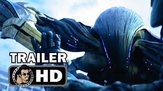 ATTRACTION - Official Trailer #3 (2017) Russia Sci-Fi Action Movie HD