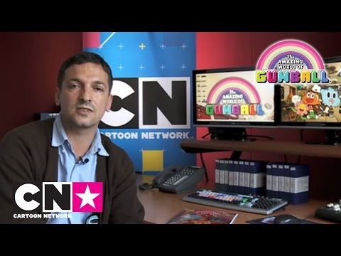 Interview Ben Bocquelet | Le monde incroyable de Gumball | Cartoon Network