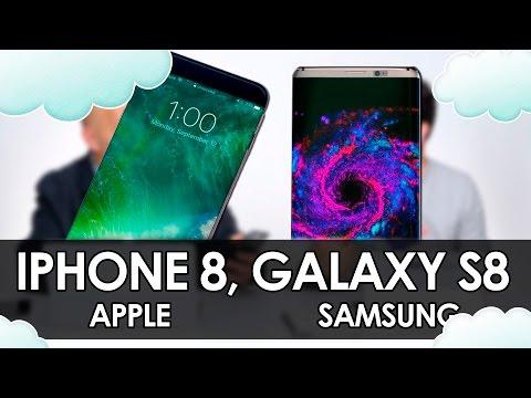 iPhone 8 y Galaxy S8 ¿Qué esperar? #LaNube con @jmatuk y @japonton