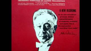 Artur Rubinstein plays Grieg: Piano concerto in A minor op. 16 (Mono LP, 1961)