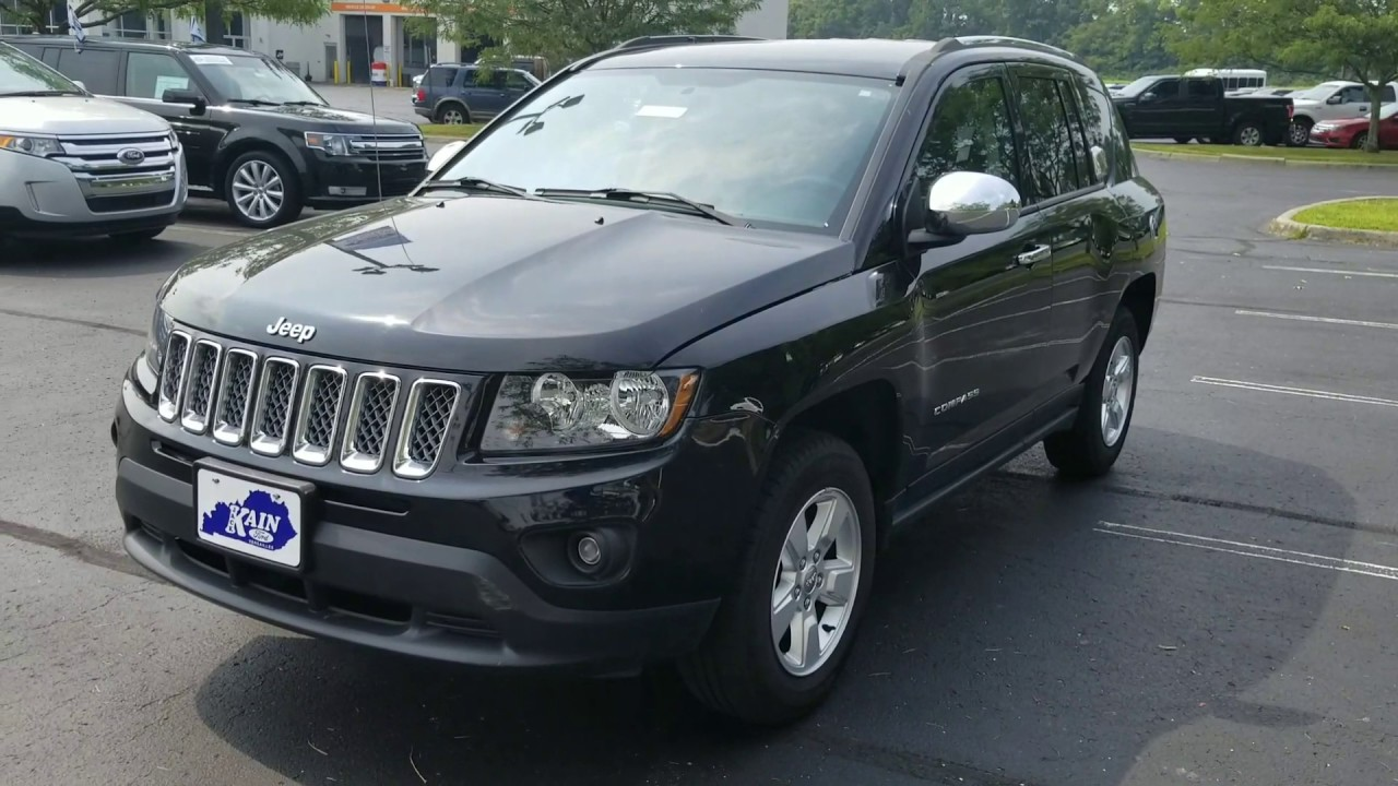 2014 Jeep Compass Latitude Review