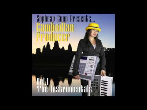Cambodian Producer vol 1  House Version  of Traditional Cambodian song produced on MPC Renaissance
