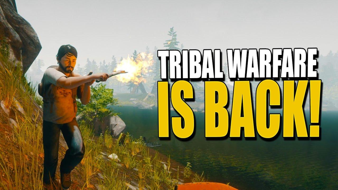 tribal warfare essay Fighting between ethnic groups is called: a tribal warfare b mass terror c communism.