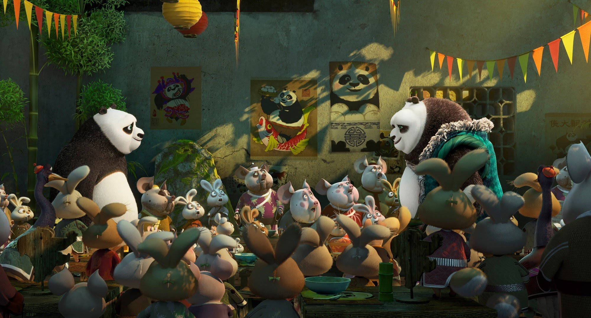 Kung Fu Panda 3 Cda