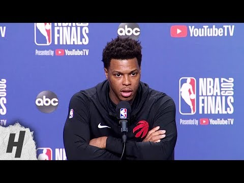 Kyle Lowry Full Interview - Game 5 Preview | 2019 NBA Finals Media Availability