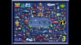 The Pixar theory - video