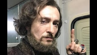 Сергей Безруков в ДЕПРЕССИИ! - Он совсем себя запустил!