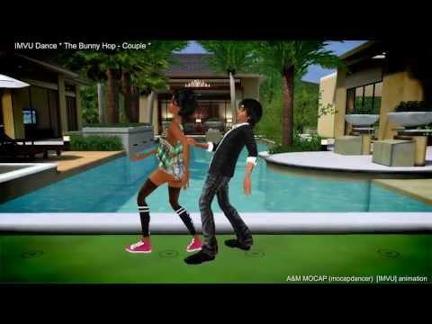IMVU - Bunny Hop - Couple Dance