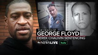 Watch LIVE: Derek Chauvin sentencing following conviction for George Floyd Death