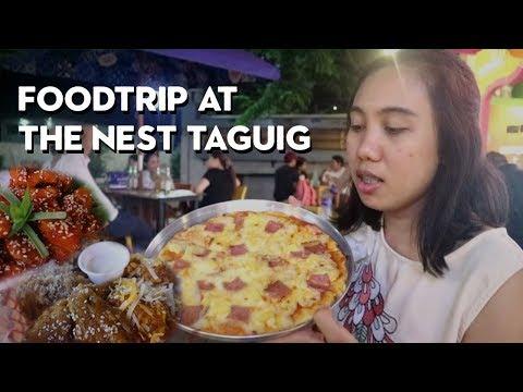 THE NEST TAGUIG: FOOD AND LIFESTYLE FOODPARK | VLOG #50: Jojomei