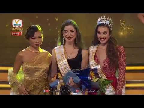 Miss Global 2017 - 5 YEAR ANNIVERSARY CAMBODIA November 17, 2017 part 8 the end