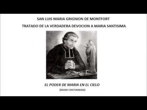 San Luis María Grignon de Montfort - El Poder de María en el Cielo