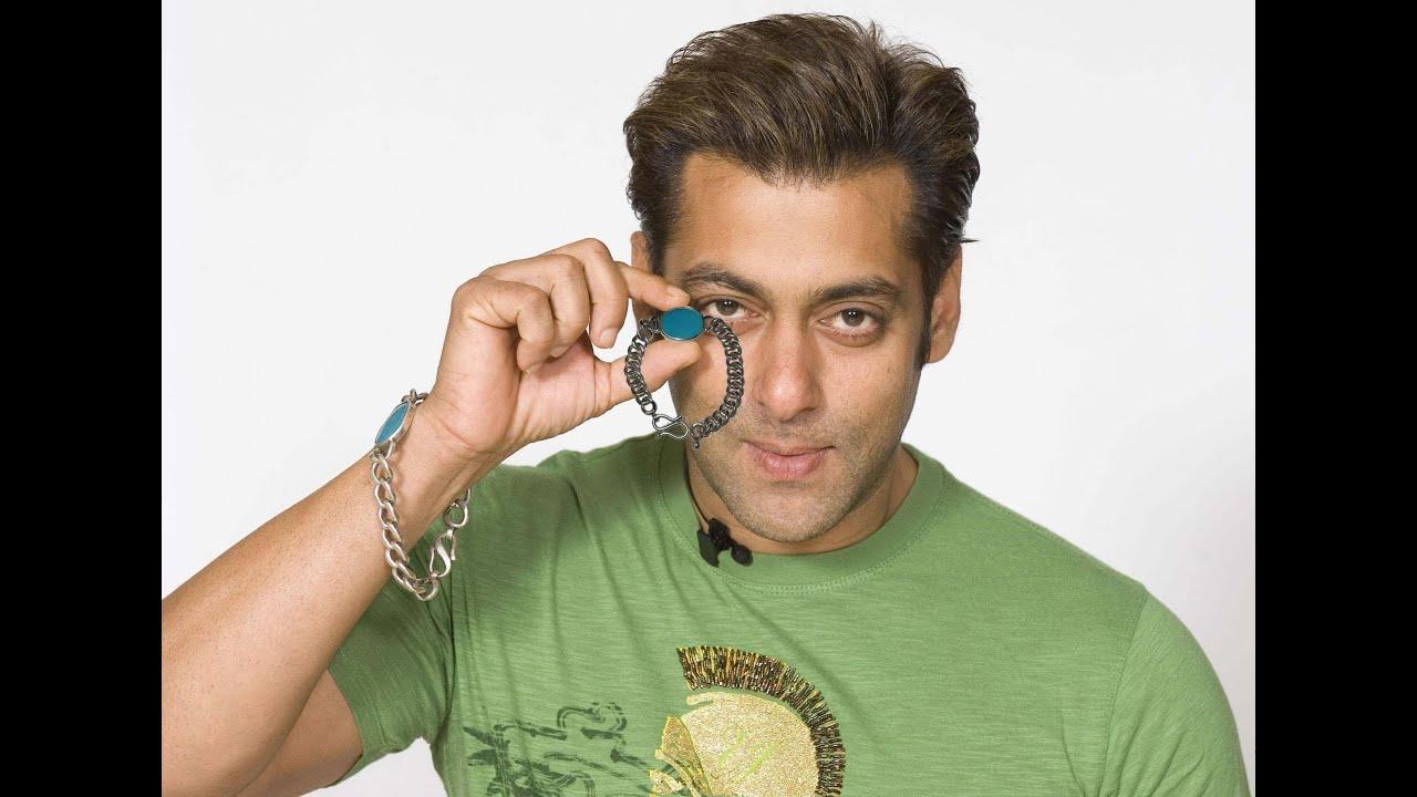 Real Salman Khan Bracelet Youtube