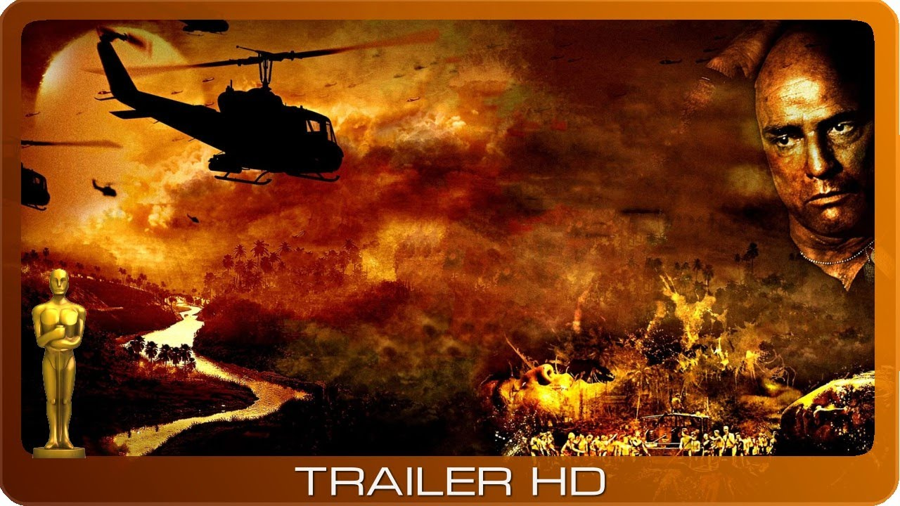 Apocalypse Now ≣ 1979 ≣ Trailer ≣ German | Deutsch