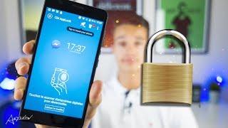 Verrouiller ses Apps avec un code ou son empreinte digitale ! (Android) screenshot 5
