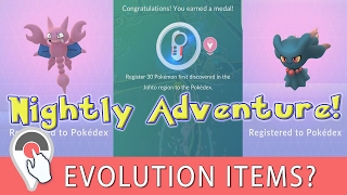 One Hour Hunting for Evolution Items in Downtown Sacramento! Pokemon GO Nightly Adventure!
