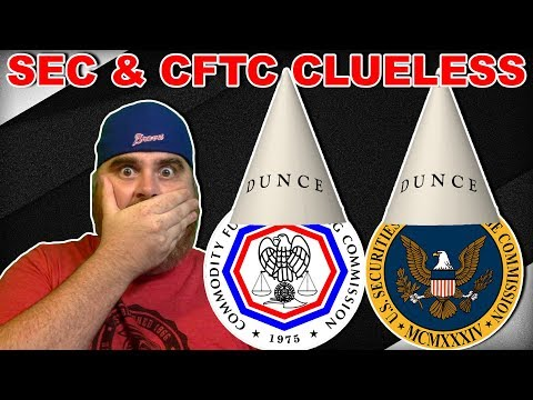 CFTC & SEC Don't Have a Clue About Crypto | Argentina Crumbling?