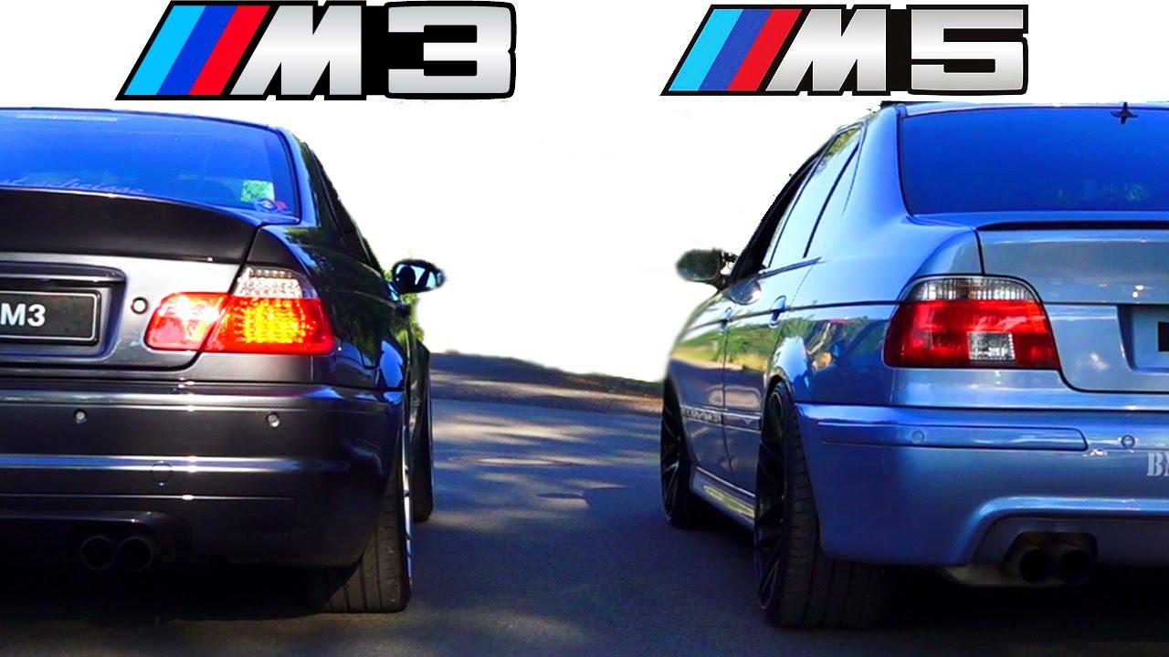 Yep, There's an E46 M3 With an M5 V10 and 6-Speed Stick For Sale ...