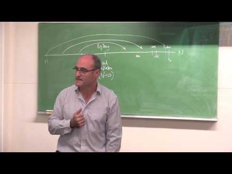 Series II: Prof Juan García Bellido - Lecture 1