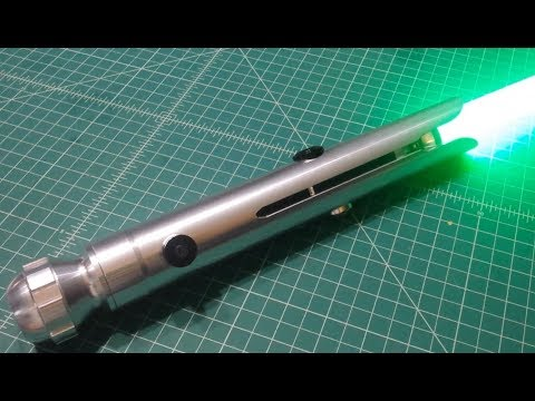 Ultrasabers Lost Gray W/Diamond Controller Review