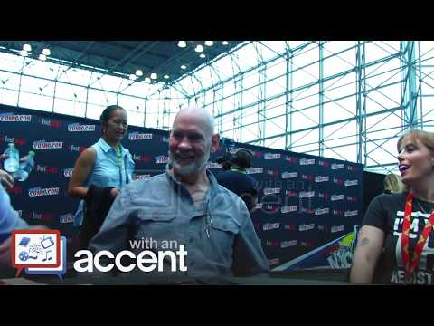 NYCC 2017: The X-Files Mitch Pileggi