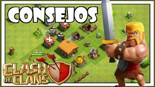 Clash of Clans: TRUCOS Y CONSEJOS PARA PRINCIPIANTES! Guía de Clash of Clans en español EP.2