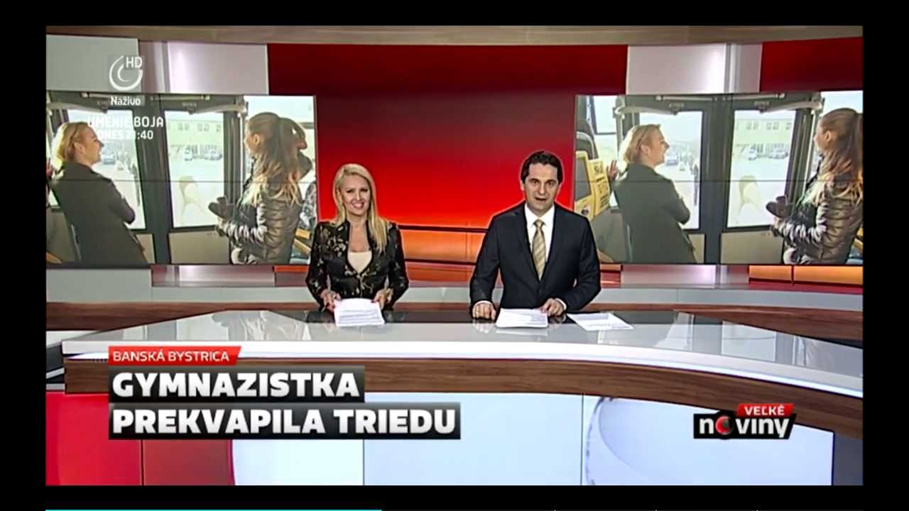 379e5fe83 Sportove Gymnazium VIII.A. (2006-2014) Maturitne Tablo - Televizia JOJ