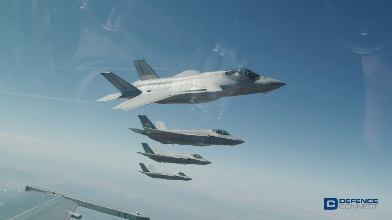 F-35 Joint Strike Fighter - Defence Connect