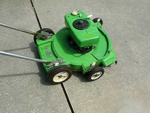 Lawn Boy Bricktop Mower