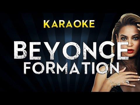 Beyoncé - Formation | Official Karaoke Instrumental Lyrics Cover Sing Along