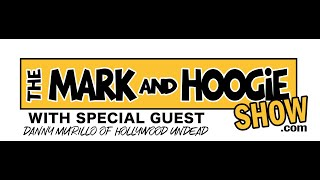 Danny Murillo of Hollywood Undead - The Mark and HooGie Show
