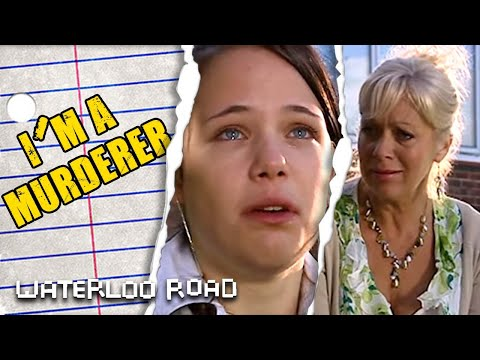 Maxine Admits She Buried A Baby  Waterloo Road Throwback Thursday