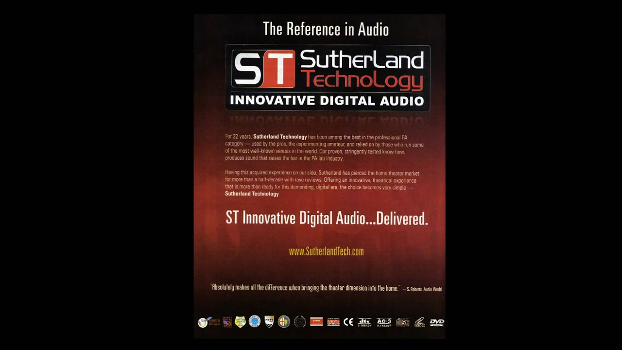 sutherland work from home reviews sutherland technology home theater st 15 review 7525