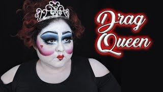 Reina de Corazones | Drag Queen Villanas Disney | Kawaii Makeup