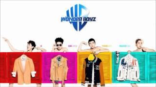 Wonder Boyz (원더보이즈) - 비애 Part.2 (feat. 이해리 Of 다비치)