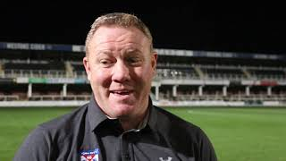 Steve Watson Post-Match | Hereford 2-2 York City