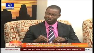 Anambra Guber Election: INEC Was Excellent -- APGA Pt.1