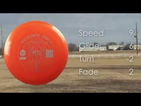 Westside Hatchet Disc Demo
