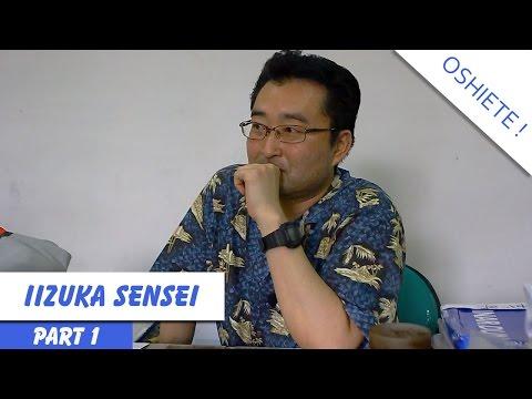CERITA IIZUKA SENSEI, ORANG JEPANG 11 TAHUN DI INDONESIA #PART1