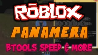 NEW Roblox Exploit Btools Speed Jump & More [Panamera] WORKING