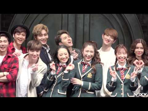 [ENG SUB] VIXX Ken - Boys over Flowers The Musical Press Call