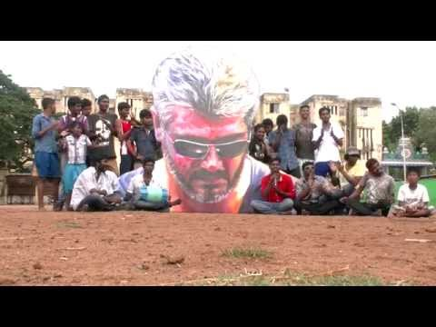 Chennai Gana Song Dedicated To Thala...