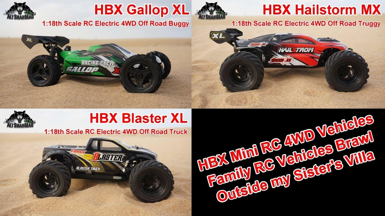 Fun Family RC Driving Challenges with HBX Mini Electric RC 4WD ... on electric battery, electric games, electric glass, electric bicycles, electric cars, electric painting, electric costumes, electric boats, radio controlled vehicles, electric bb guns,